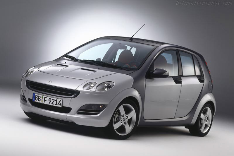 Click here to open the Smart Forfour gallery