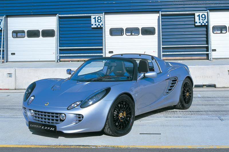 Click here to open the Lotus Elise S2 135R gallery