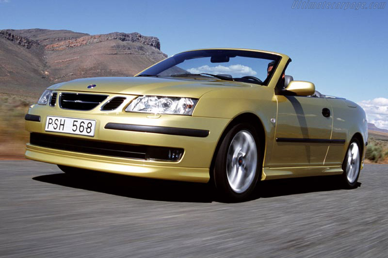 Click here to open the Saab 9-3 Convertible 2.0T gallery