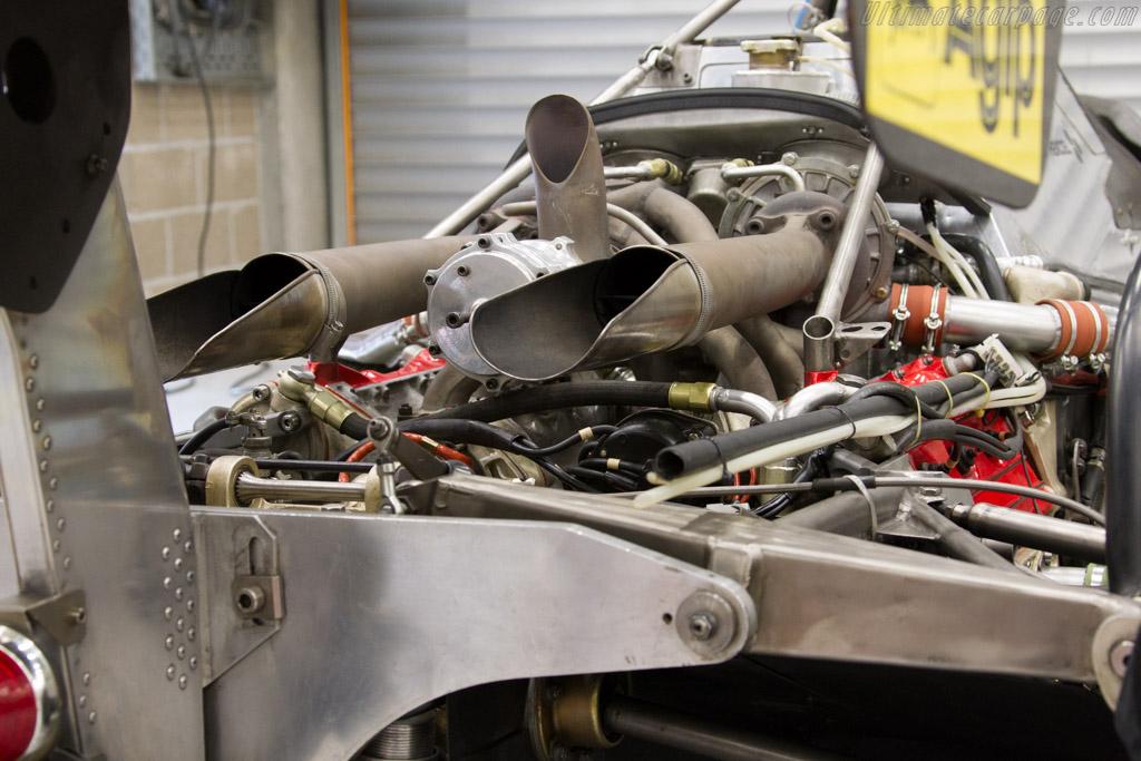 Ferrari 126 C2 - Chassis: 061   - 2015 Modena Trackdays