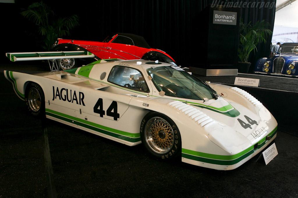 Jaguar XJR-5 - Chassis: XJR-5/004   - 2006 EyesOn Design