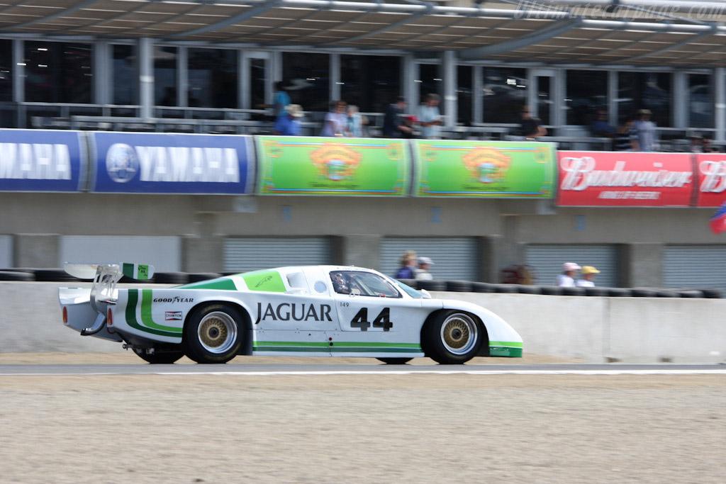 Jaguar XJR-5 - Chassis: XJR-5/001   - 2008 Monterey Historic Automobile Races