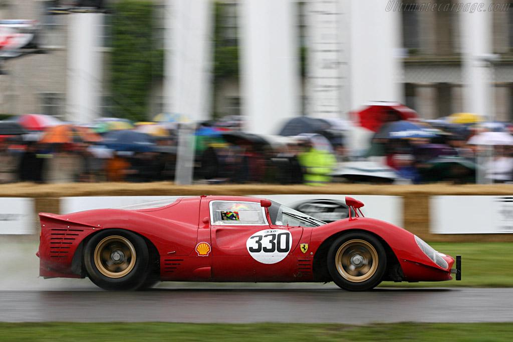 Ferrari 330 P3 - Chassis: 0844   - 2007 Goodwood Festival of Speed