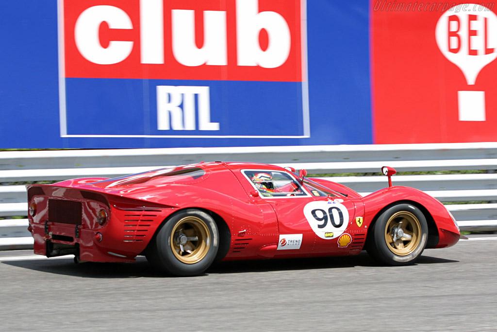 Ferrari 330 P3 - Chassis: 0844   - 2004 Spa Ferrari/Maserati Days