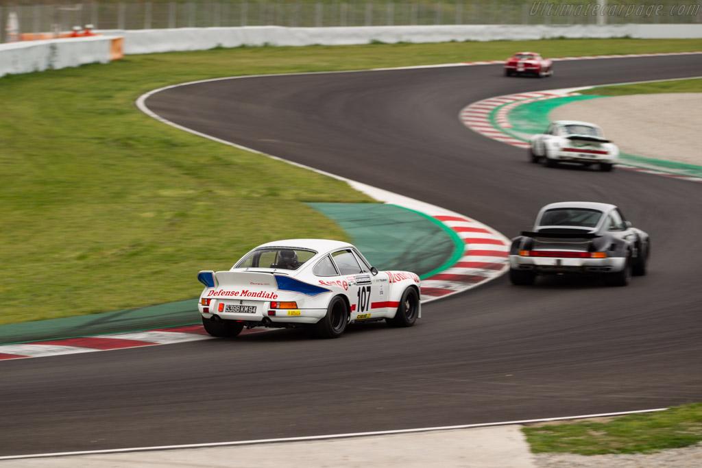 Porsche 911 Carrera RSR 2.8 - Chassis: 911 360 1033   - 2018 Espiritu de Montjuic