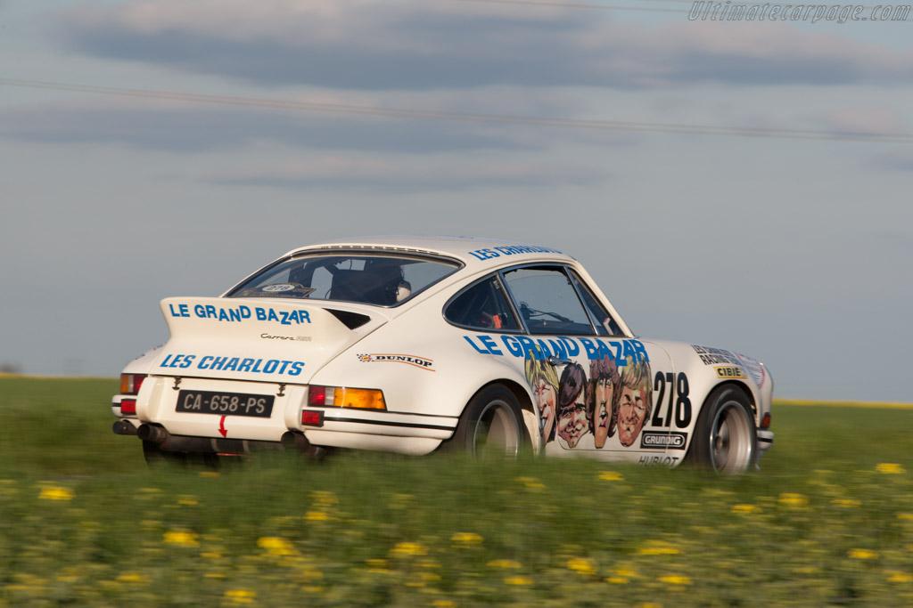 Porsche 911 Carrera RSR 2.8 - Chassis: 911 360 0960   - 2013 Tour Auto