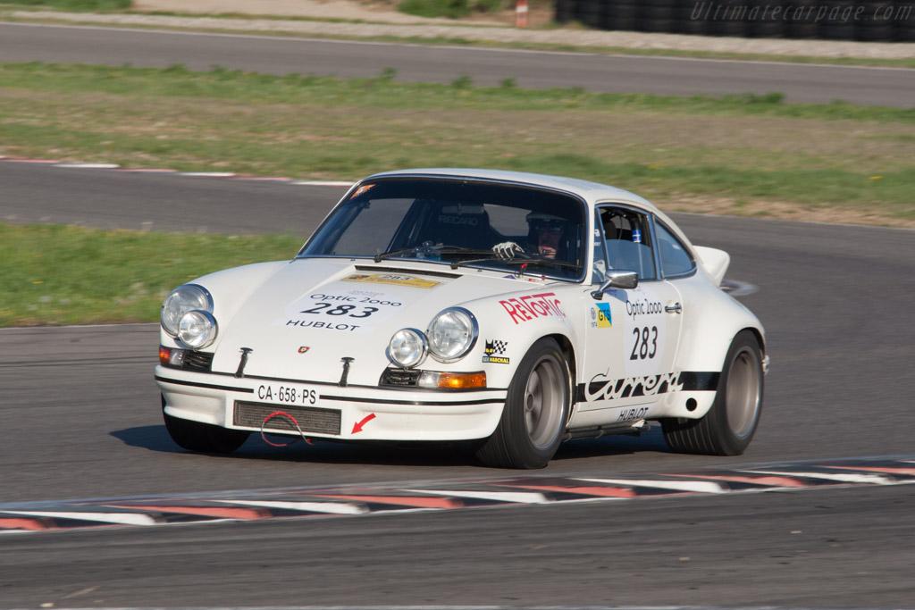 Porsche 911 Carrera RSR 2.8 - Chassis: 911 360 0960   - 2014 Tour Auto