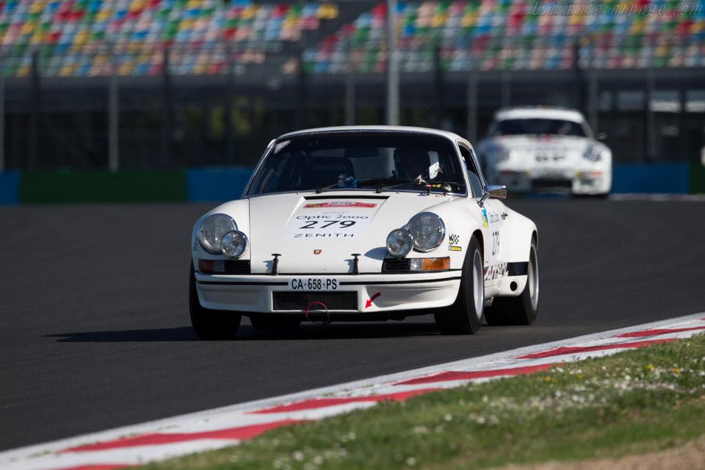 Porsche 911 Carrera RSR 2.8 - Chassis: 911 360 0960   - 2015 Tour Auto