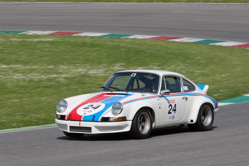 Porsche 911 Carrera RSR 2.8 - Chassis: 911 360 0727   - 2014 Mugello Classic