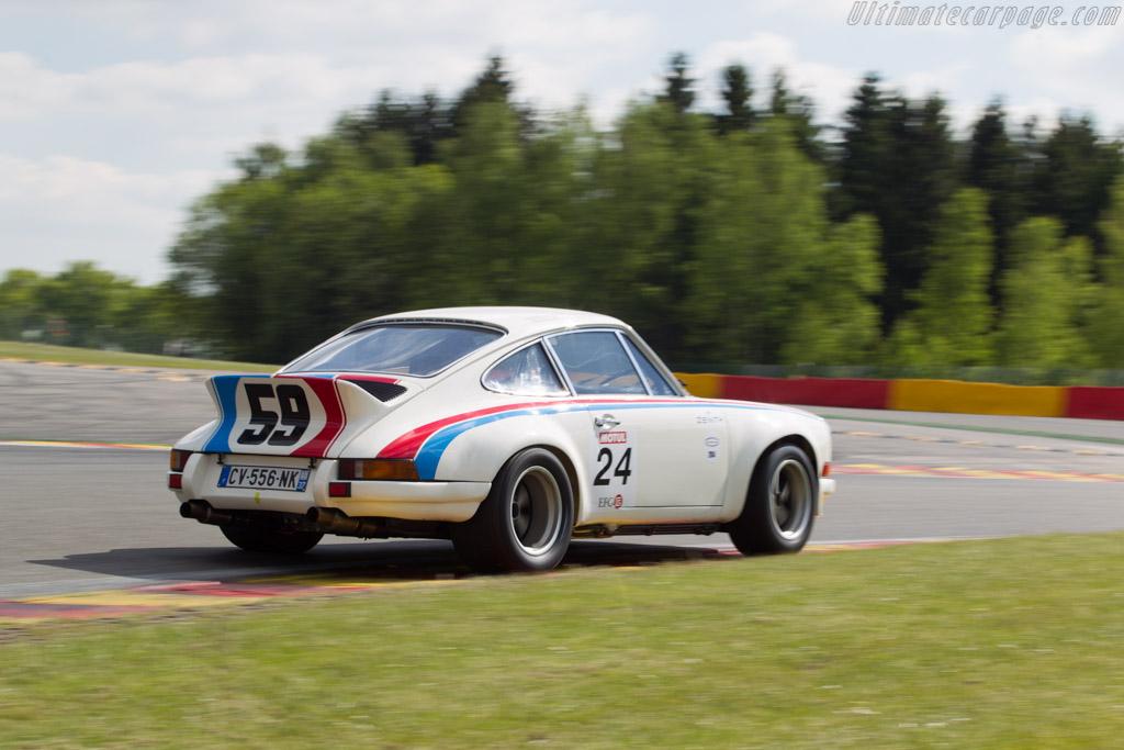 Porsche 911 Carrera RSR 2.8 - Chassis: 911 360 0727   - 2014 Spa Classic