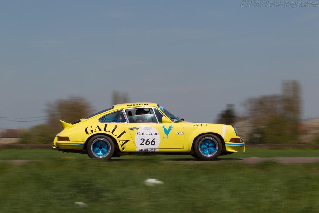 Porsche 911 Carrera RSR 2.8 - Chassis: 911 360 0643   - 2013 Tour Auto
