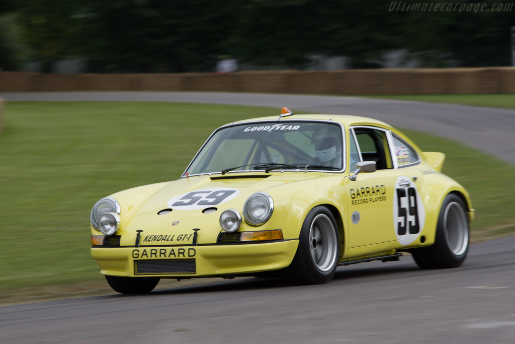 Porsche 911 Carrera RSR 2.8 - Chassis: 911 360 0705   - 2008 Goodwood Festival of Speed