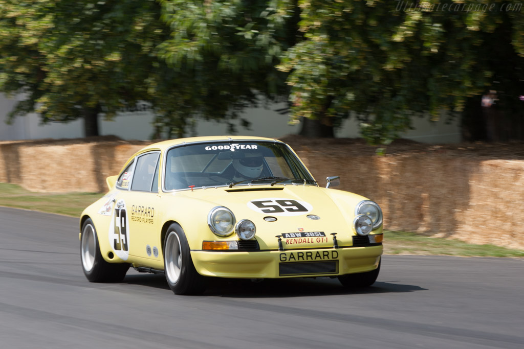 Porsche 911 Carrera RSR 2.8 - Chassis: 911 360 0705   - 2013 Goodwood Festival of Speed