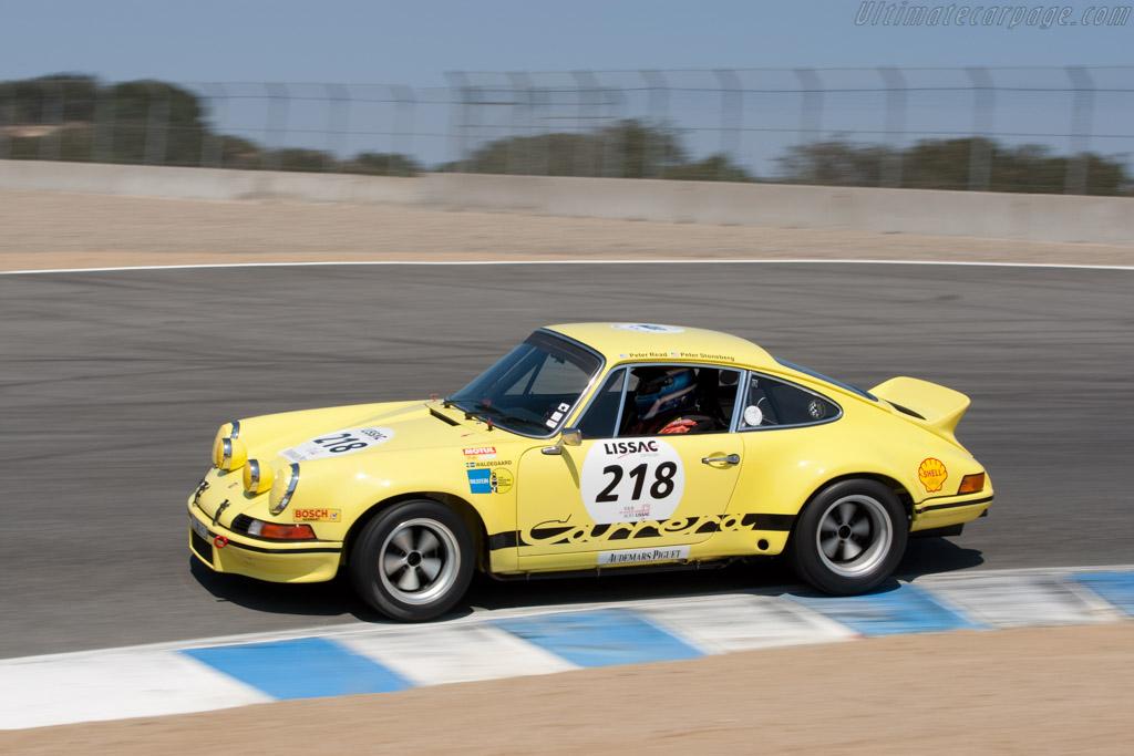 Porsche 911 Carrera RSR 2.8 - Chassis: 911 360 1054   - 2009 Monterey Historic Automobile Races