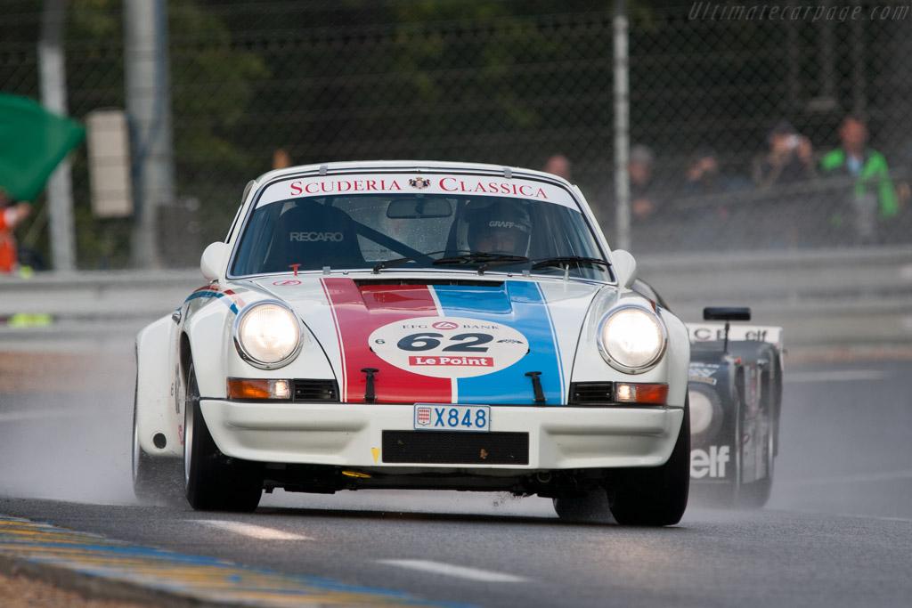 Porsche 911 Carrera RSR 2.8 - Chassis: 911 360 1113   - 2012 Le Mans Classic