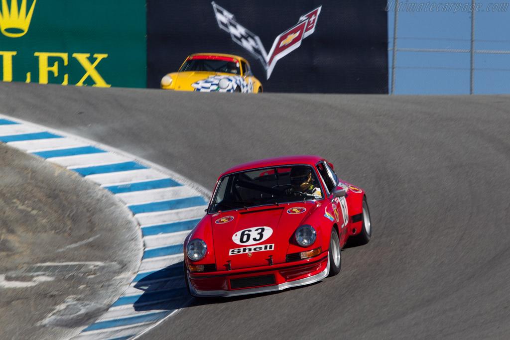 Porsche 911 Carrera RSR 2.8 - Chassis: 911 360 0847   - 2013 Monterey Motorsports Reunion