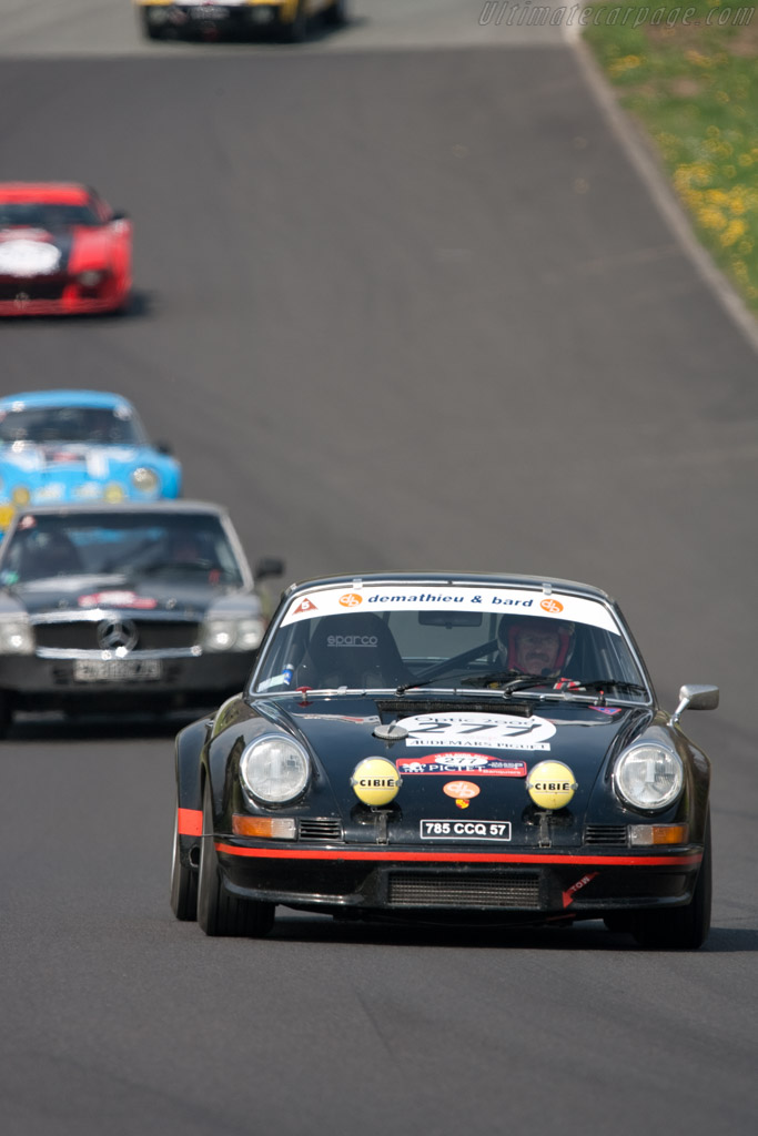 Porsche 911 Carrera RSR 2.8 - Chassis: 911 360 0940   - 2010 Tour Auto