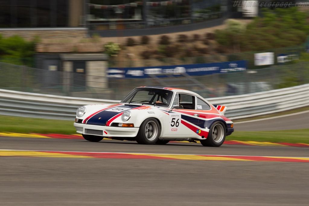 Porsche 911 Carrera RSR 2.8 - Chassis: 911 360 1329   - 2015 Spa Classic