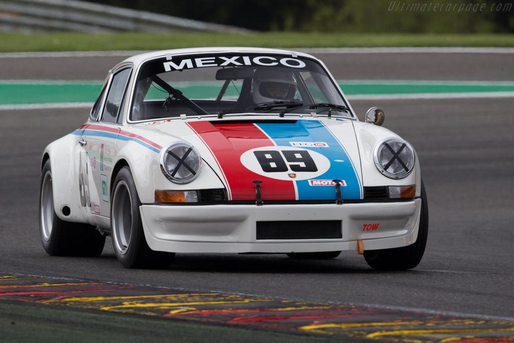Porsche 911 Carrera RSR 2.8 - Chassis: 911 360 0865   - 2016 Spa Classic