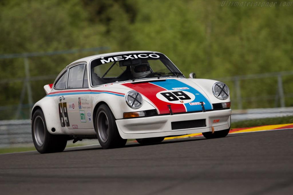 1973 Porsche 911 Carrera Rsr 2 8 Chassis 911 360 0865