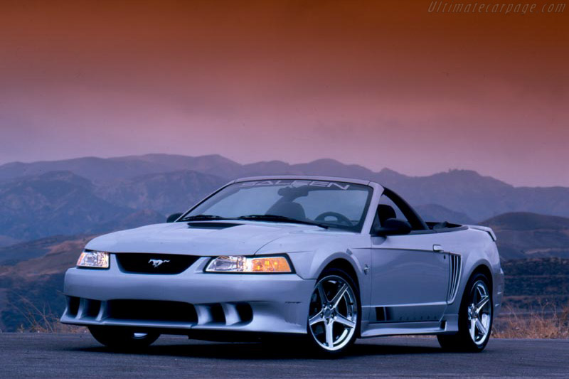 Click here to open the Saleen S281 Convertible gallery