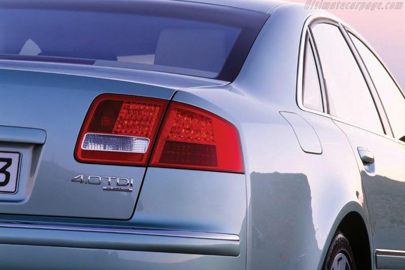 Audi A8 4.0 TDI