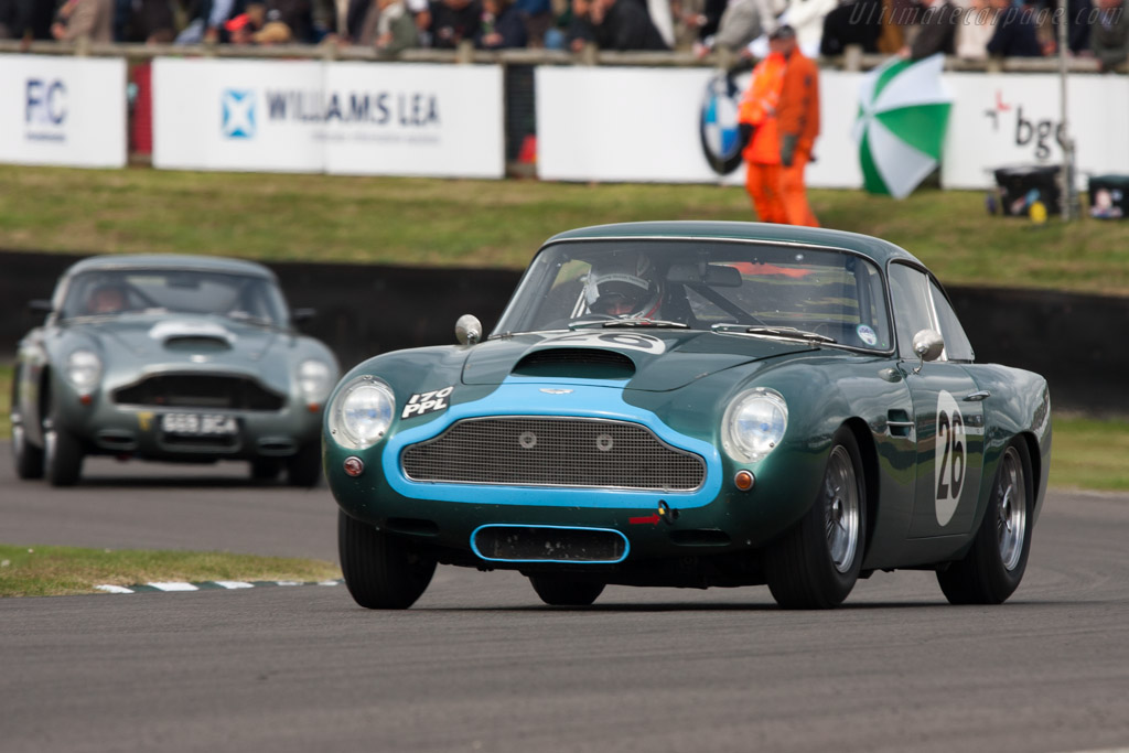 Aston Martin DB4 GT - Chassis: DB4GT/0110/R   - 2012 Goodwood Revival