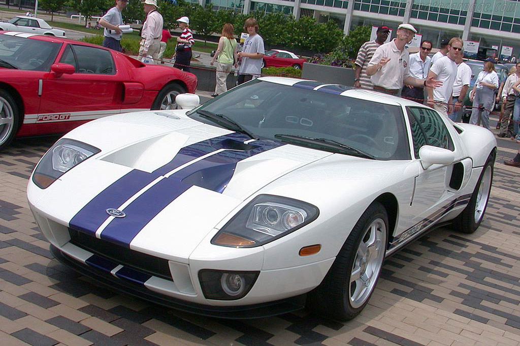 Ford GT    - 2003 Ford Centennial Celebrations