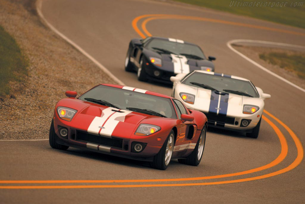 2004 2006 Ford Gt Images Specifications And Information