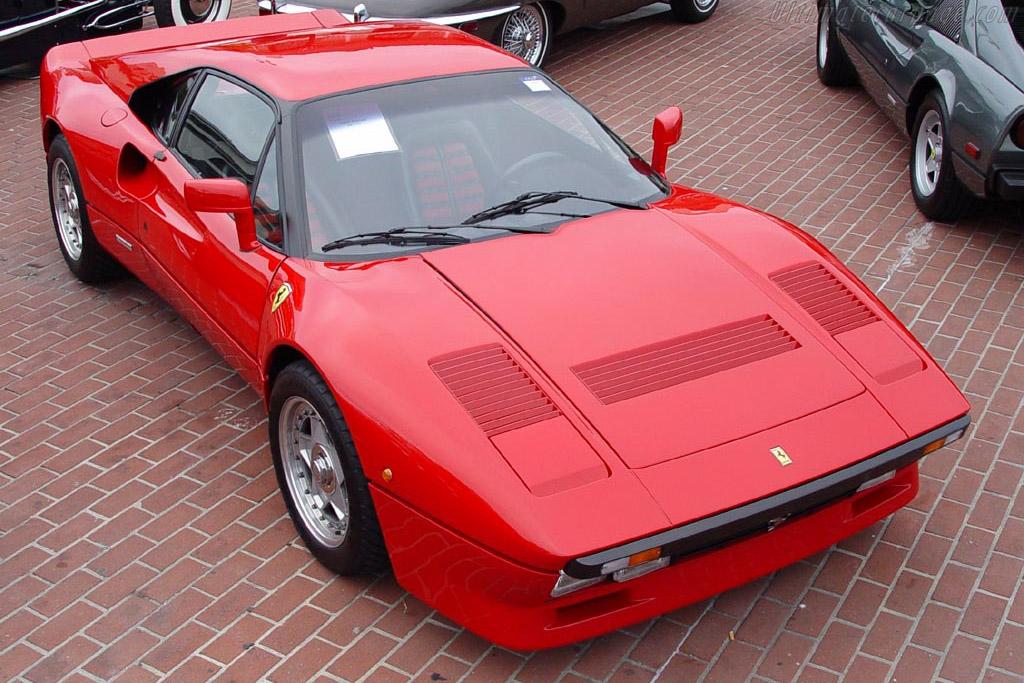 1985 Ferrari 288 Gto Chassis 57715 Ultimatecarpage Com