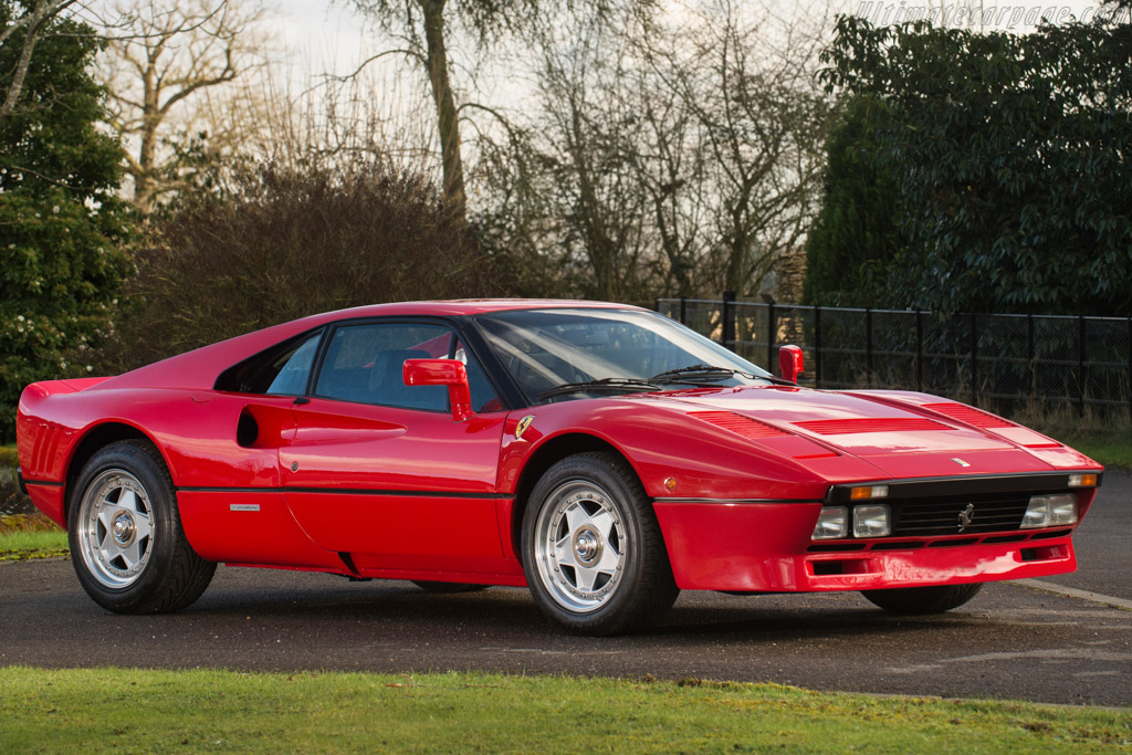 1984 1986 Ferrari 288 Gto Images Specifications And