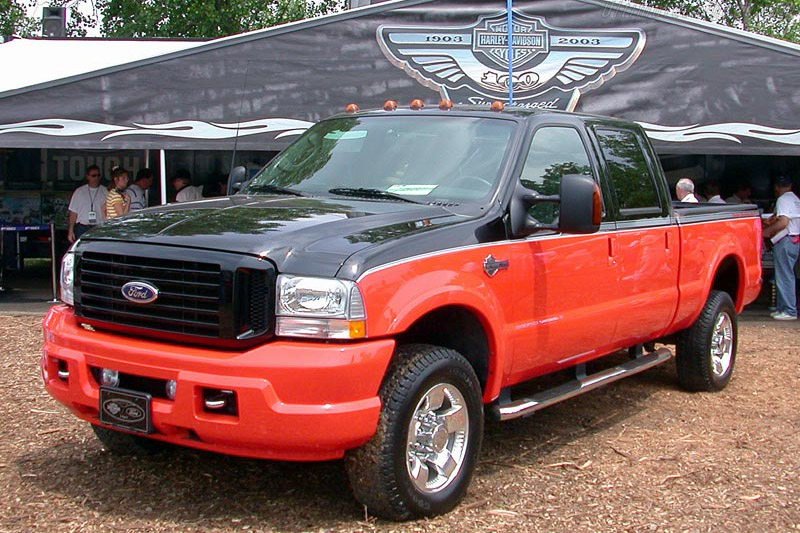 Ford F Truck Bed
