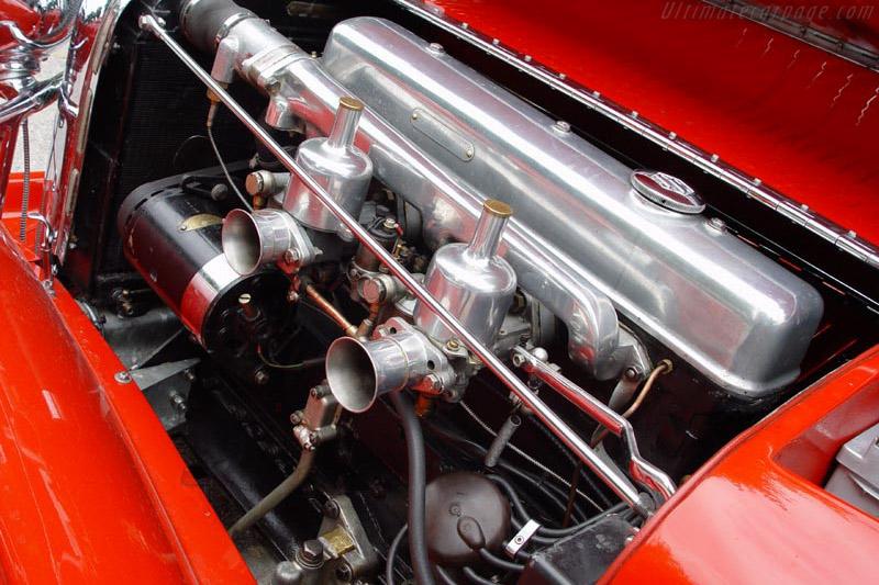 Jaguar SS 100 3.5-litre Saoutchik Roadster - Chassis: 39107   - 2003 European Concours d'Elegance