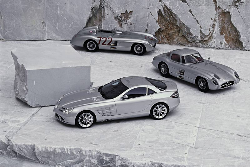 Click here to open the Mercedes-Benz SLR McLaren gallery