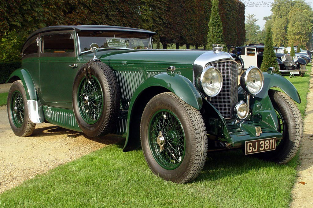Bentley Speed Six 'Blue Train Special' - Chassis: HM2855  - 2003 Louis Vuitton Classic