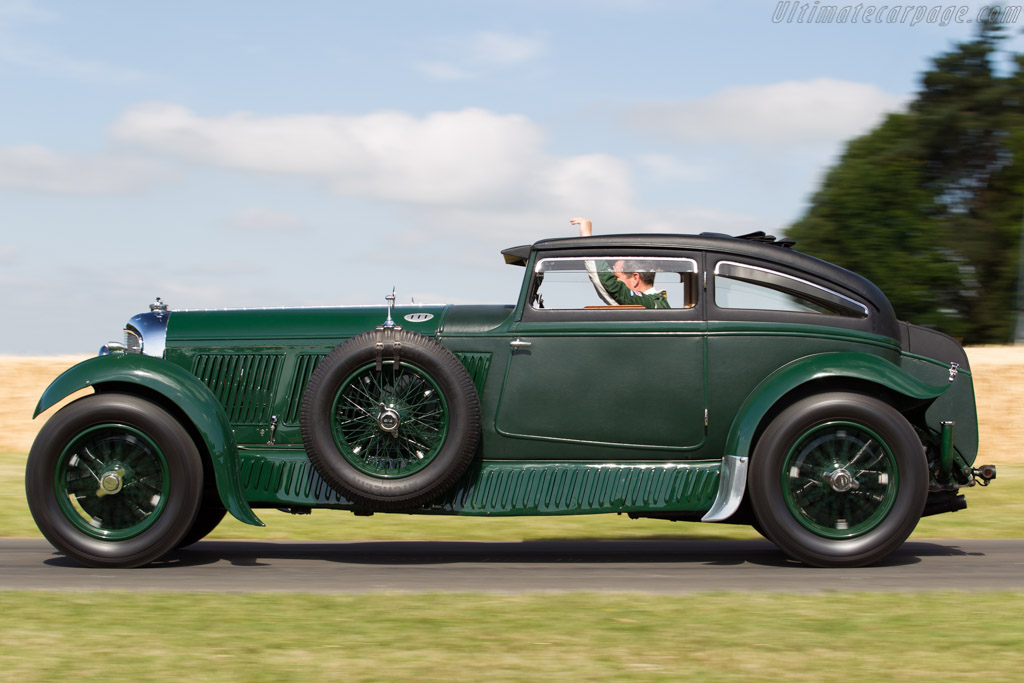 Bentley Speed Six 'Blue Train Special' - Chassis: HM2855   - 2015 Goodwood Festival of Speed
