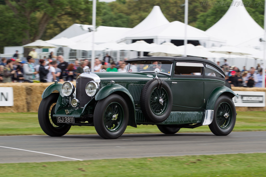 1930 Bentley Speed Six Blue Train Special Images