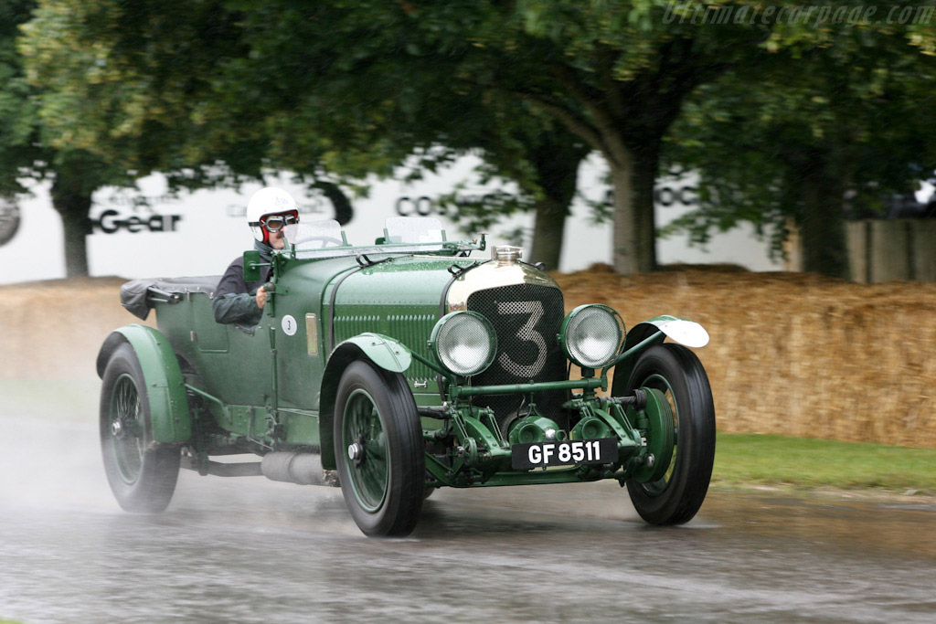 Bentley Speed Six Works Team Car - Chassis: HM2869   - 2007 Goodwood Festival of Speed