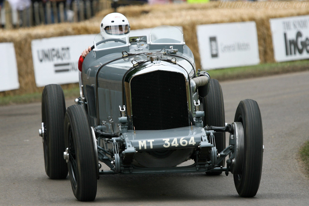Bentley Speed Six Works Team Car - Chassis: LB2332   - 2007 Goodwood Festival of Speed