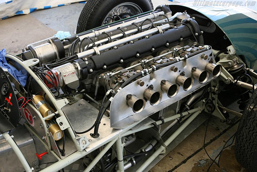 Aston Martin DBR4 - Chassis: DBR4/4   - 2006 Silverstone Classic