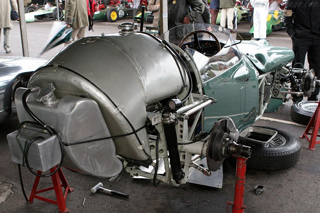 Aston Martin DBR4 - Chassis: DBR4/4   - 2006 Goodwood Revival