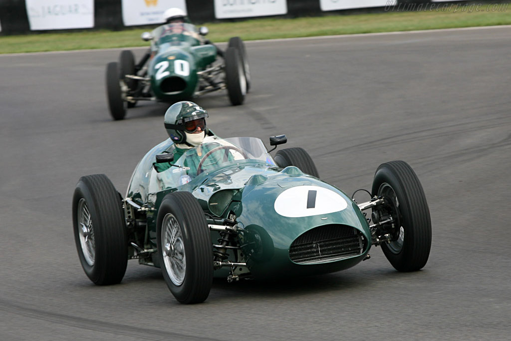 Aston Martin DBR4 - Chassis: DBR4/4   - 2006 Goodwood Revival