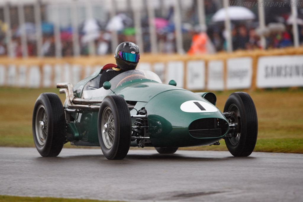 Aston Martin DBR4 - Chassis: DBR4/3  - 2019 Goodwood Festival of Speed