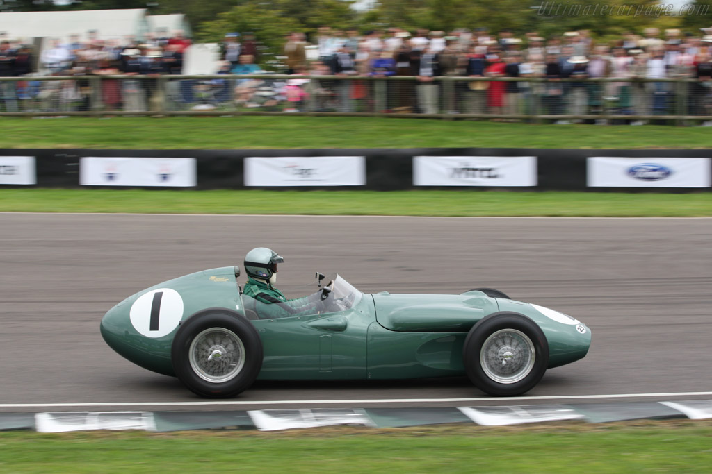 Aston Martin DBR4 - Chassis: DBR4/4   - 2007 Goodwood Revival
