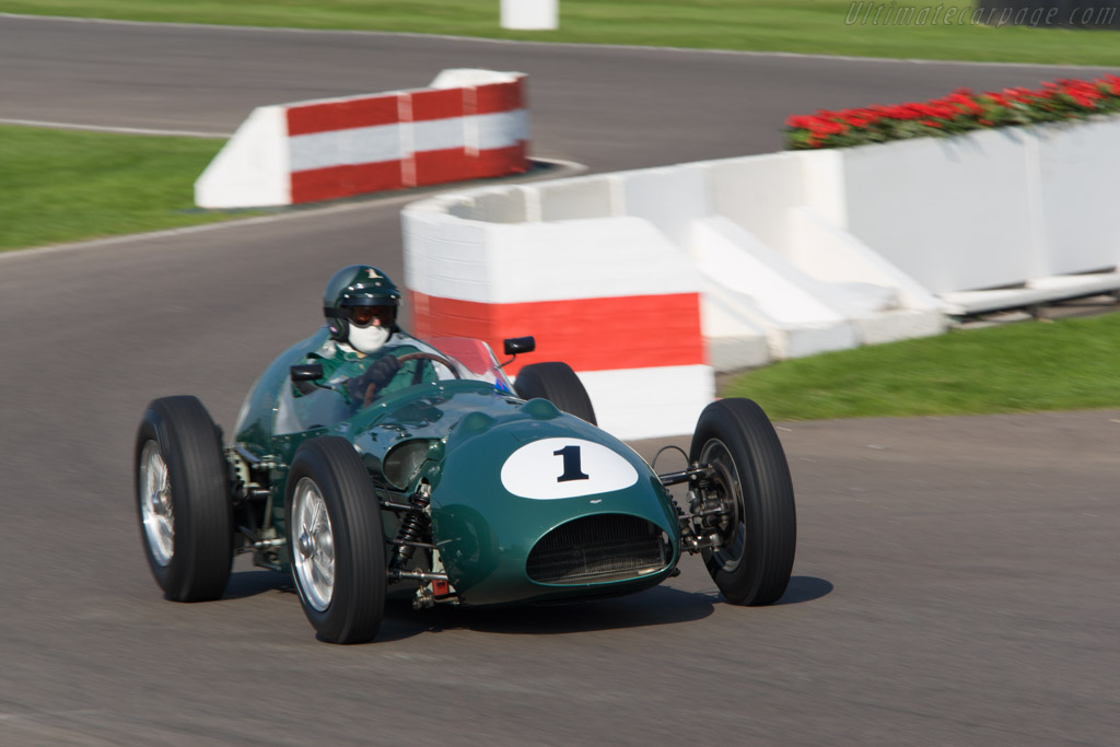 Aston Martin DBR4 - Chassis: DBR4/4   - 2008 Goodwood Revival