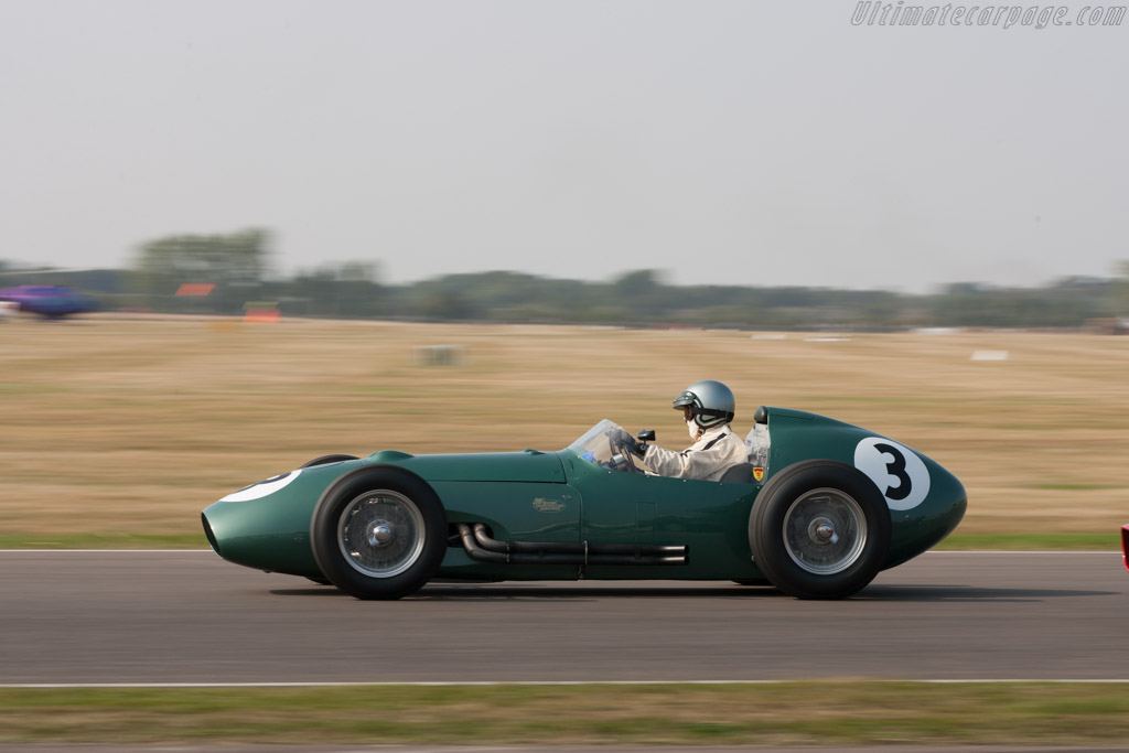 Aston Martin DBR4 - Chassis: DBR4/4   - 2009 Goodwood Revival