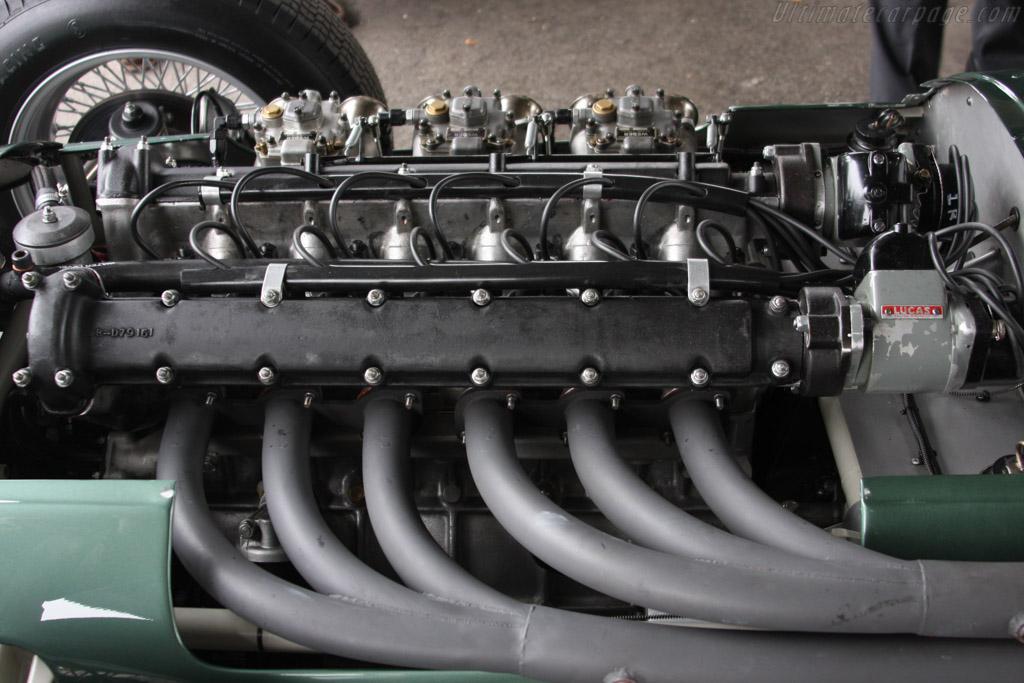 Aston Martin DBR4 - Chassis: DBR4/1   - 2009 Goodwood Revival