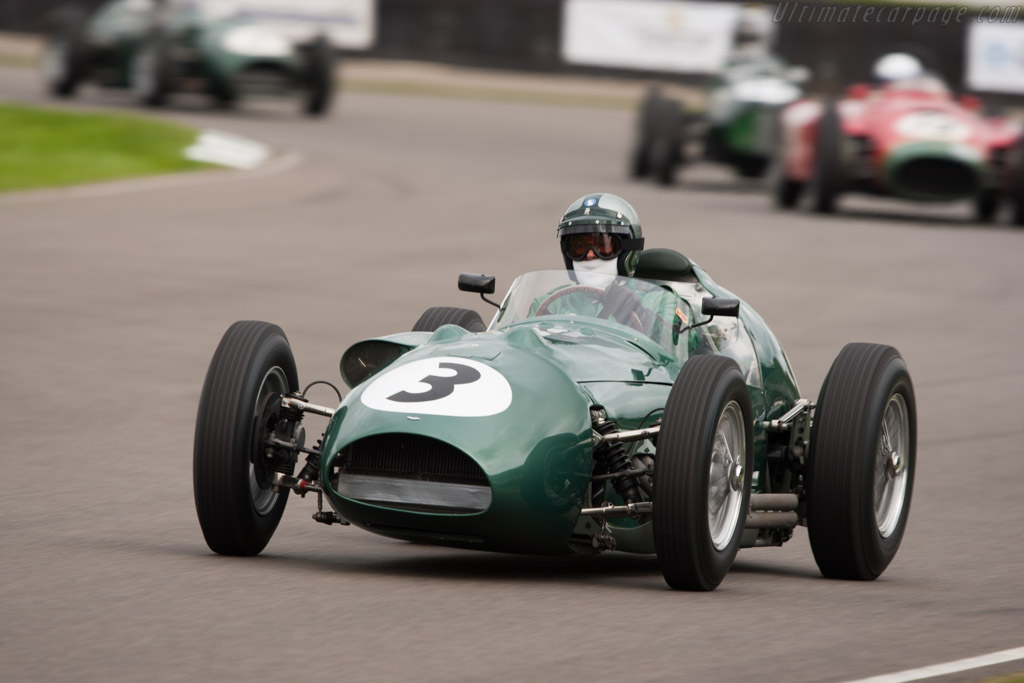 Aston Martin DBR4 - Chassis: DBR4/4   - 2010 Goodwood Revival