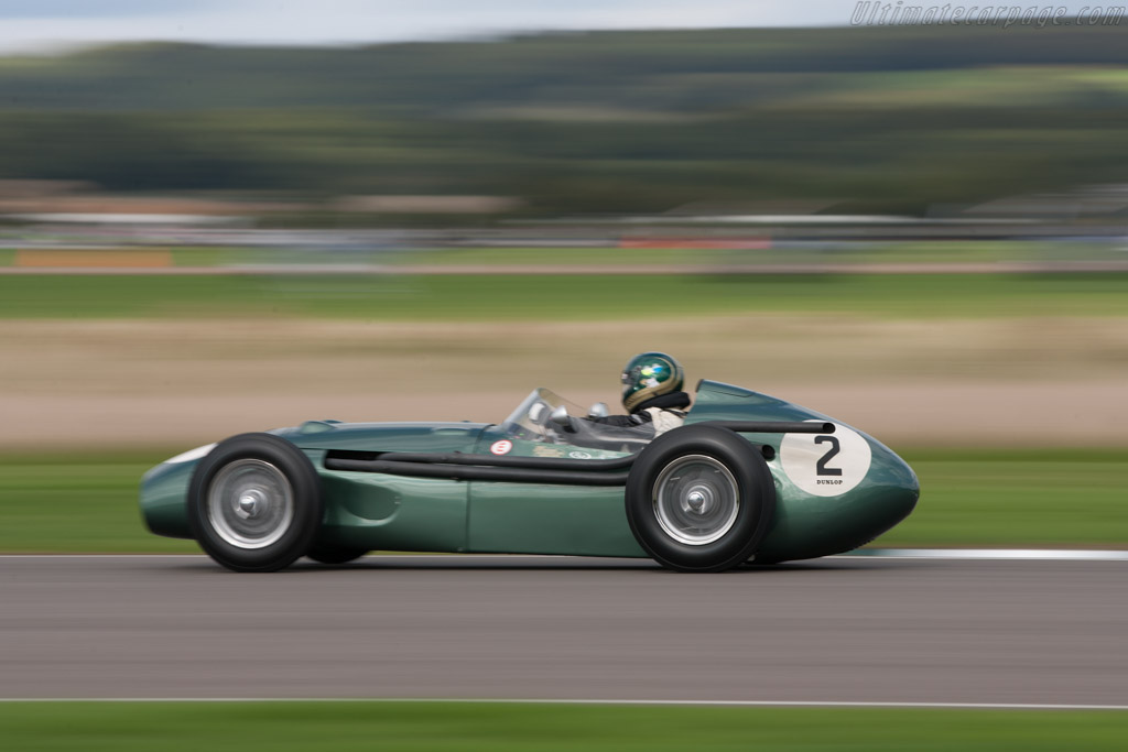 Aston Martin DBR4 - Chassis: DBR4/1   - 2010 Goodwood Revival