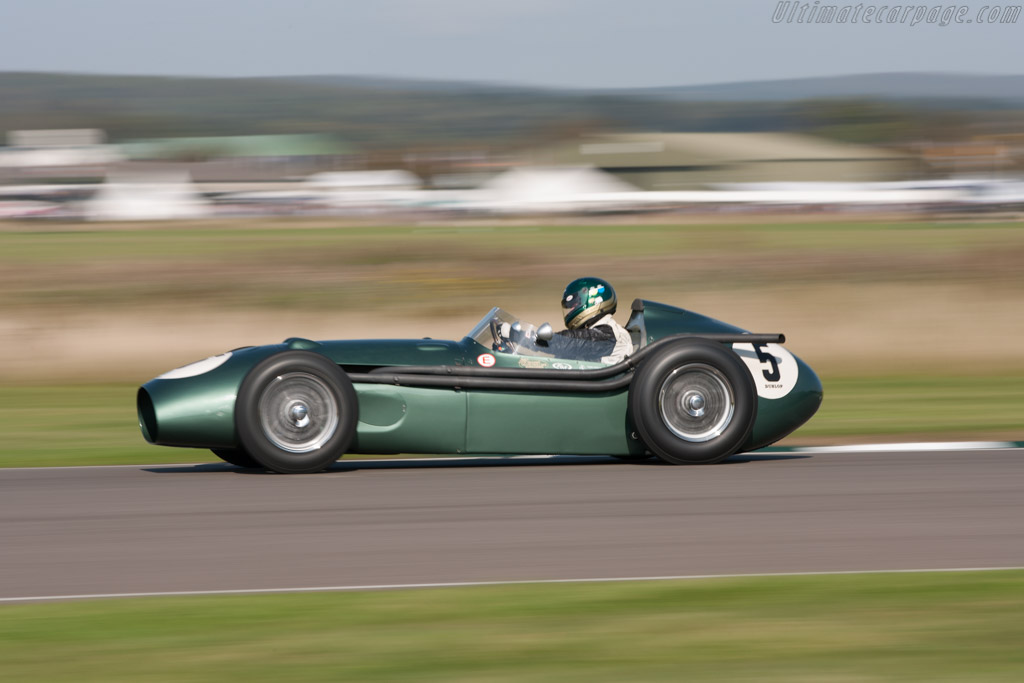 Aston Martin DBR4 - Chassis: DBR4/1   - 2011 Goodwood Revival